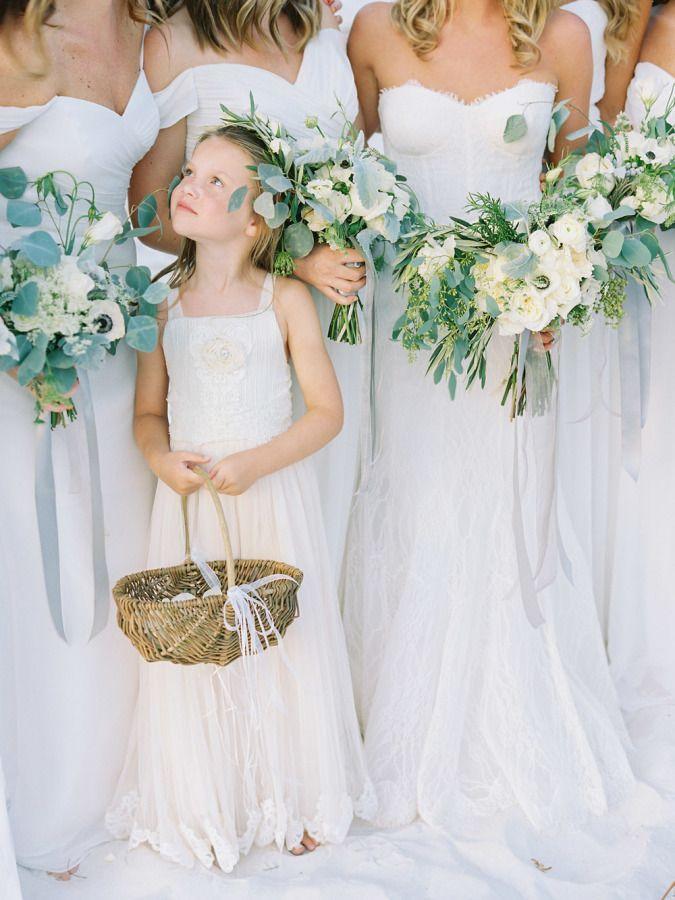 Hochzeit - Modern Minimalist Rosemary Beach Wedding In Florida