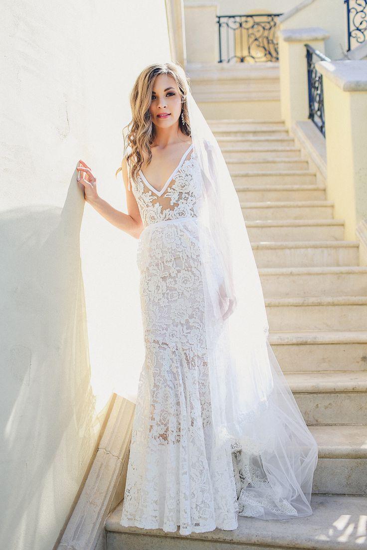 Свадьба - Glamorous Villa Del Lago Wedding