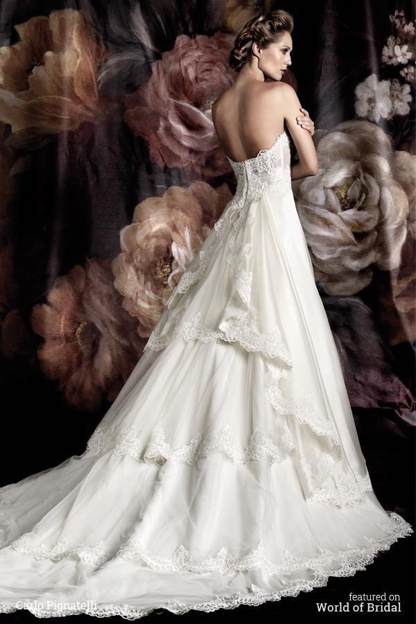 Mariage - Carlo Pignatelli 2016 Wedding Dresses