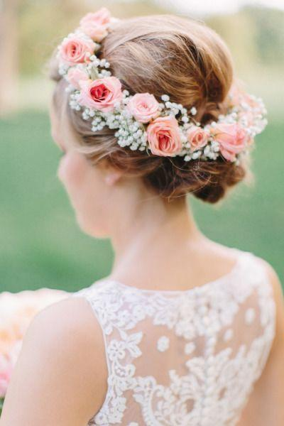 Mariage - 2016年春可愛い花冠スタイルはこれ!