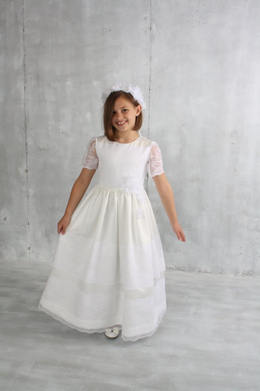 Short Communion Dresses
