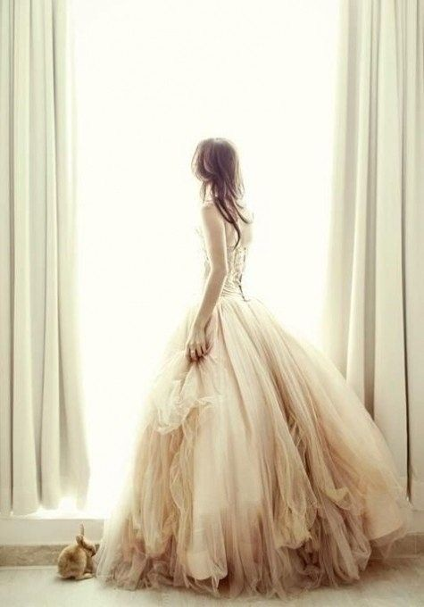 Trending Now Ombre Wedding Gowns