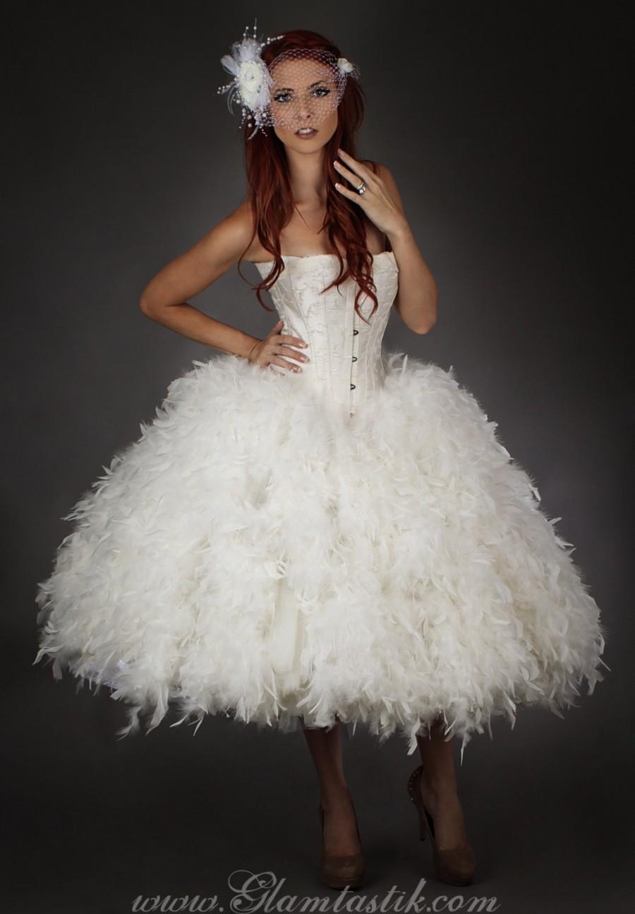 Contemporary Burlesque Wedding Dresses Crest - Wedding Dress Ideas ...