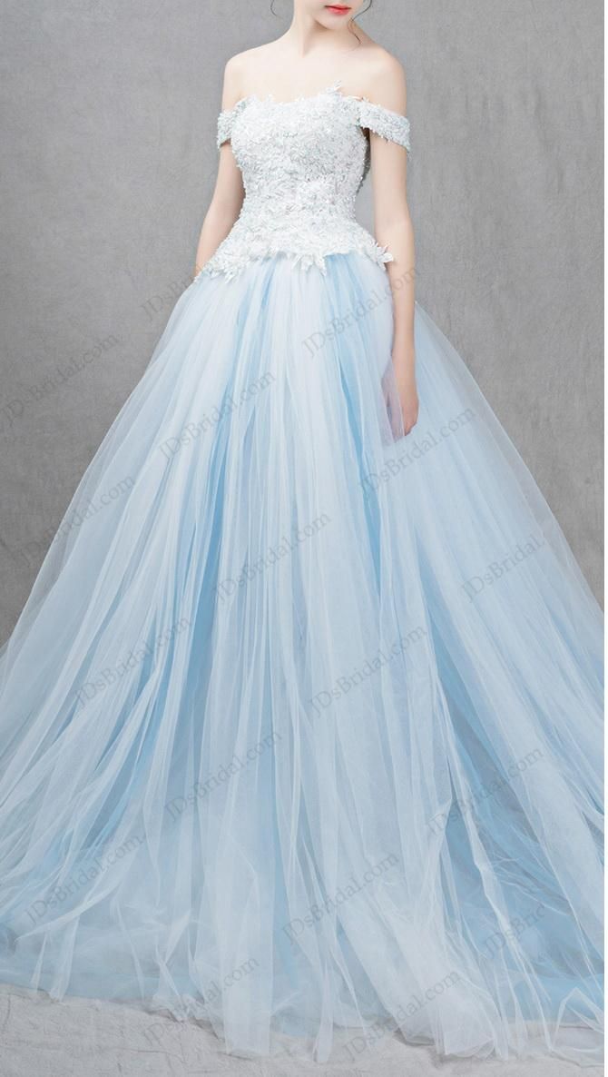 Light Blue Wedding Dresses For Sale - Wedding Dresses Asian