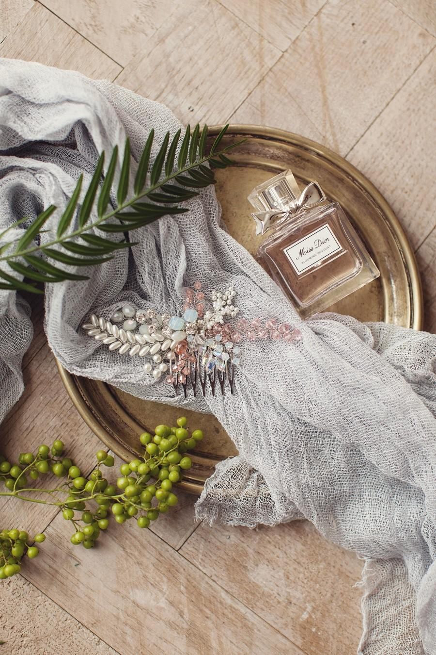 زفاف - Свадебный гребень для волос