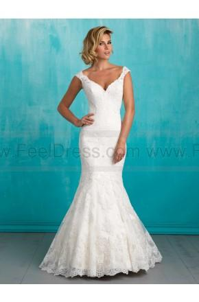 Boda - Allure Bridals Wedding Dress Style 9322