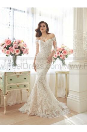 Mariage - Sophia Tolli Style Y11632 - Riona