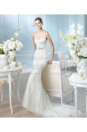 Wedding - 2015 Fashion San Patrick Wedding Dress - Style Halex