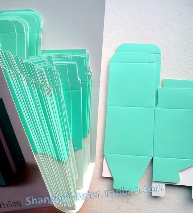 Aqua Wedding Favor Boxes : Robin egg blue mint aqua wedding favor gift boxes
