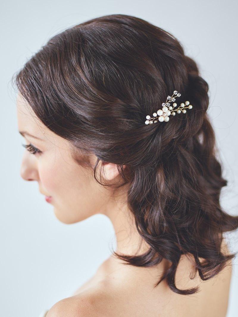 Свадьба - Bridal Hair Comb