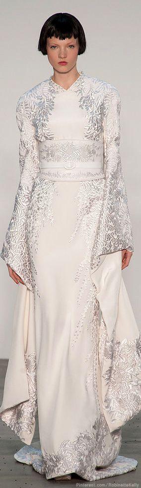 Wedding - L'Wren Scott Spring 2014