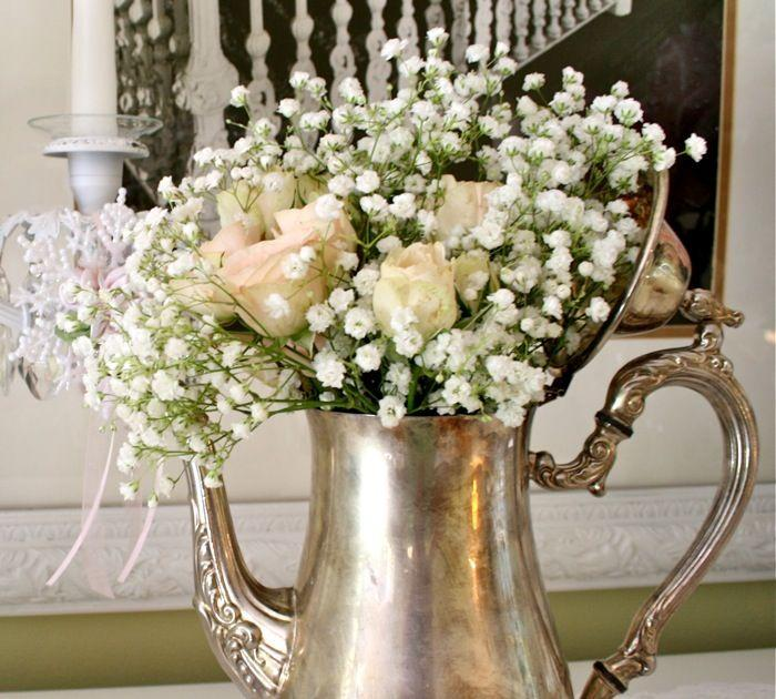 The Polka Dot Closet: Wedding Table Center Pieces