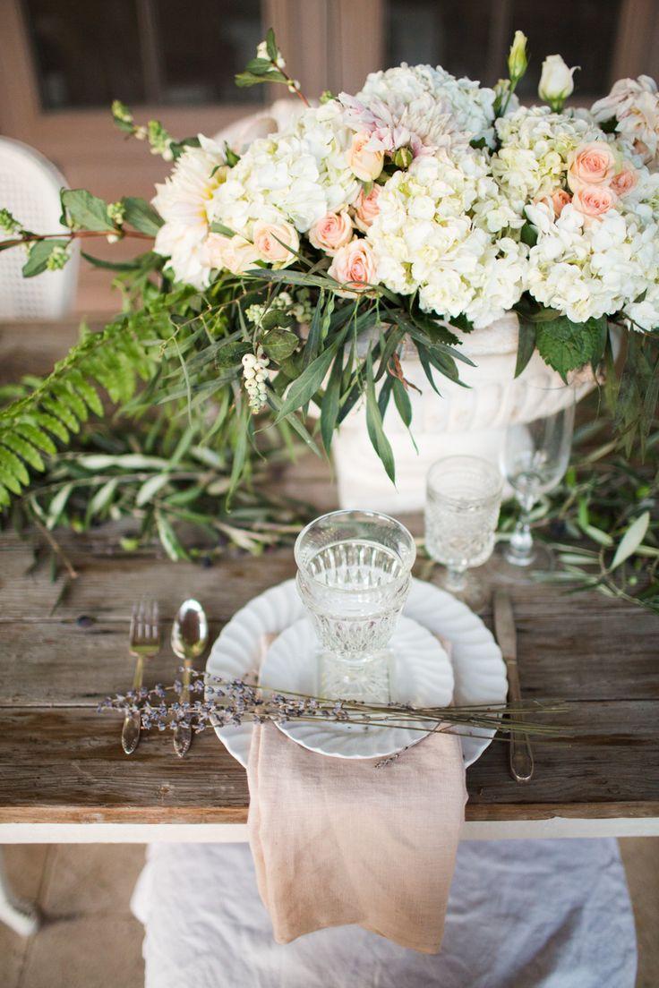 Wedding - French Inspiration Shoot From Jen Wojcik Photography