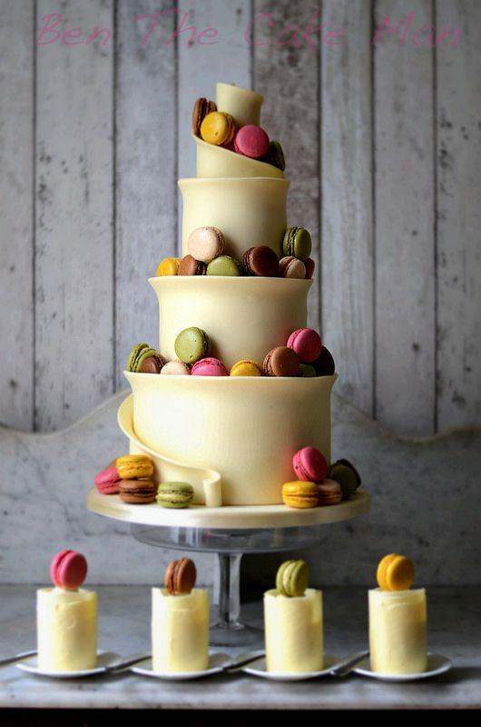 Cake Macarons 2493960 Weddbook