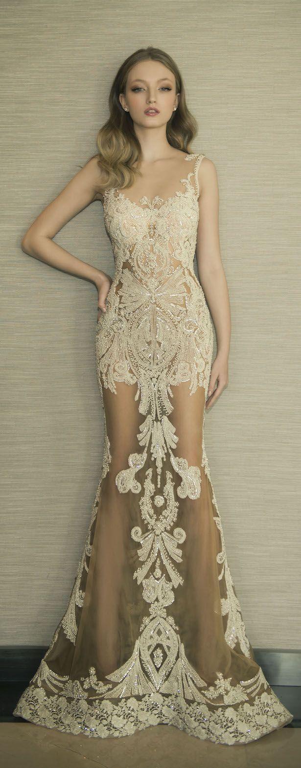 Mariage - Dany Mizrachi 2016 Wedding Dress