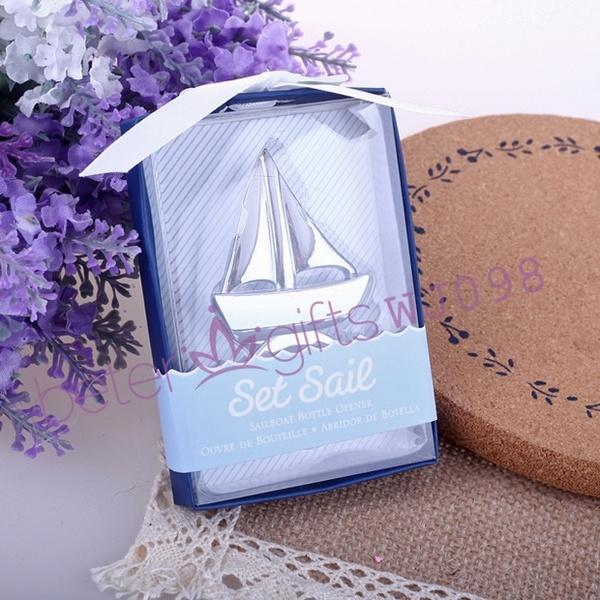 Mariage - Old Navy WJ098 Sailboat Bottle Opener Wedding Inspirations