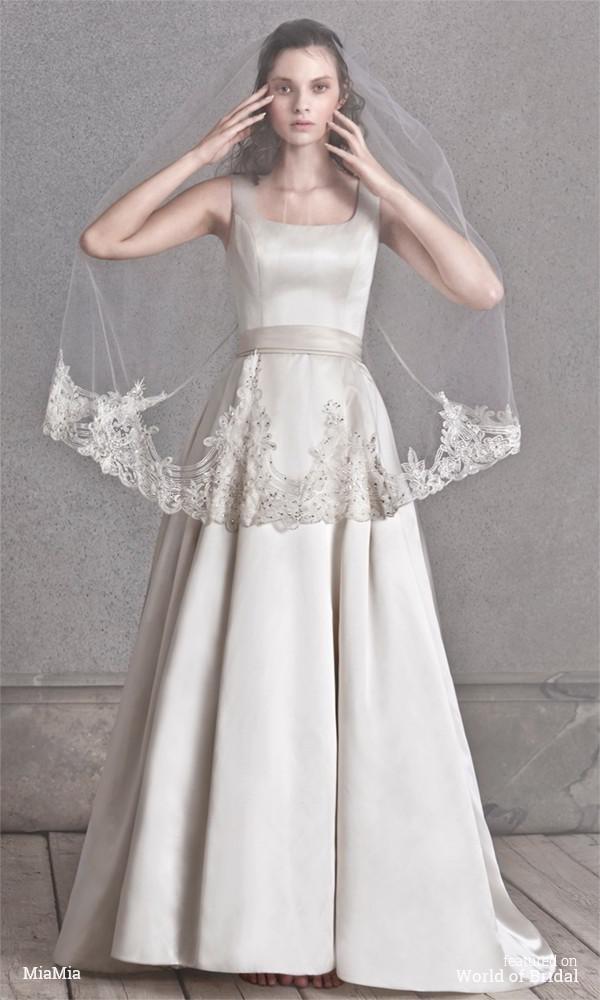 زفاف - Debutant Collection : MiaMia Bridal 2016 Wedding Dresses