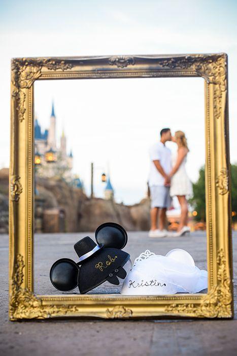 Свадьба - Disney Engagements