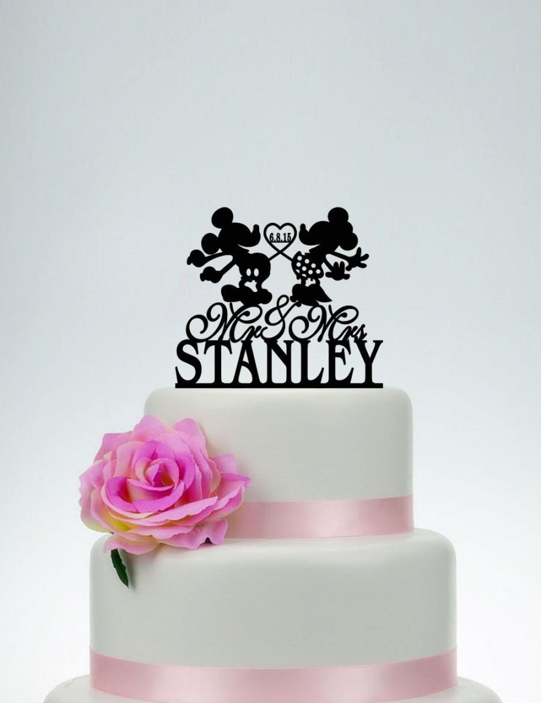 Custom Cake Topper,Wedding Cake Topper,Personalized Cake Topper ...