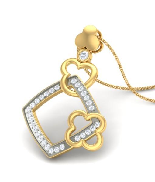 Свадьба - The Rowan Diamond Pendants