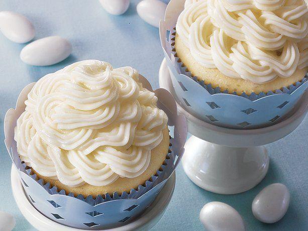 Nozze - Double Almond Wedding Cupcakes