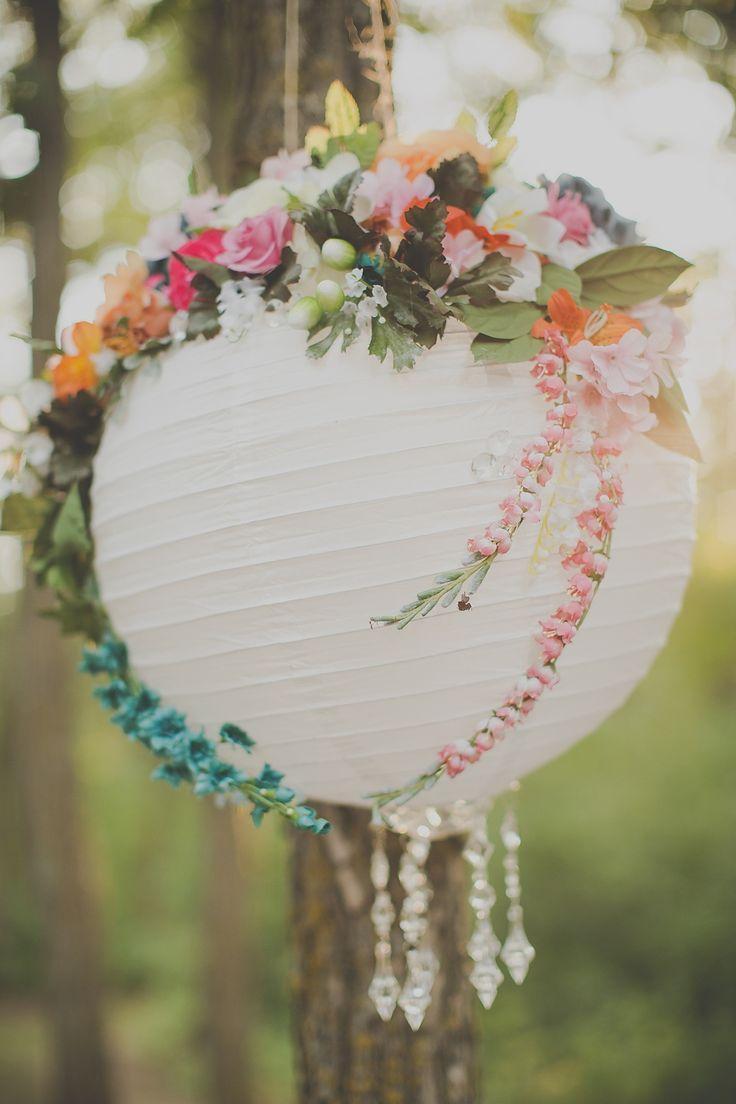 Wedding - 天井から吊るす可愛い和洋折衷アイテム*海外で人気の『和ちょうちん』って知ってる?♡