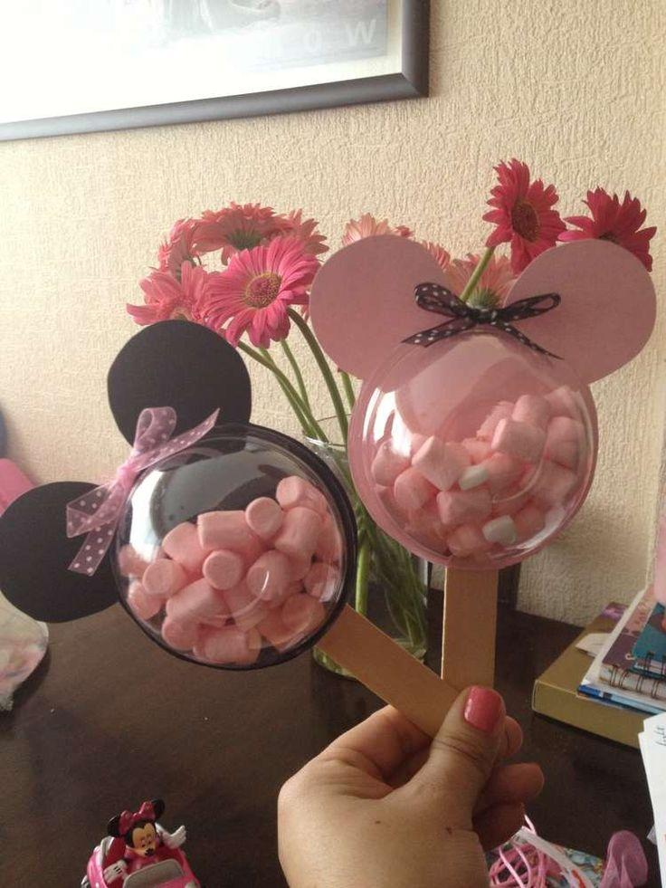 Wedding Theme Minnie Mouse Birthday Party Ideas 2495260 Weddbook