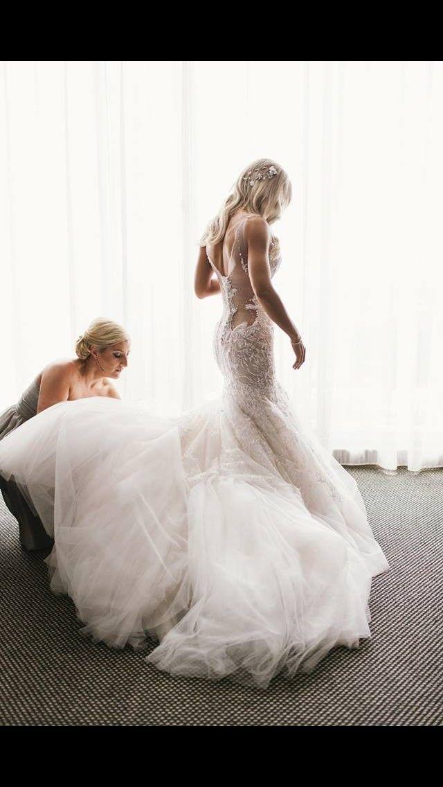 Свадьба - MXM Couture, Size 6 Wedding Dress