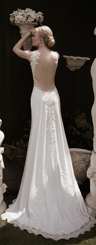 Свадьба - Naama & Anat Fall/Winter 2016 Wedding Dresses