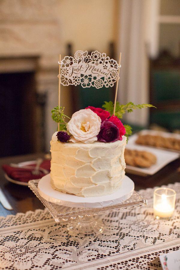 Mariage - Fuchsia And Emerald Wedding At Villa Woodbine