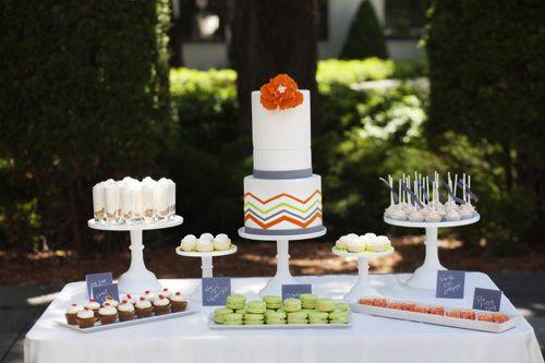 زفاف - Indoor And Outdoor Citrus Inspired Wedding Decor