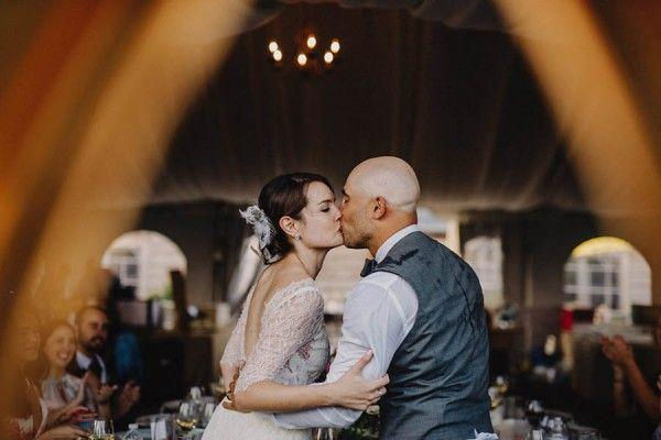Wedding - A Winery Wedding With Jewel Tones And Cozy Vibes At Stonewall Estates