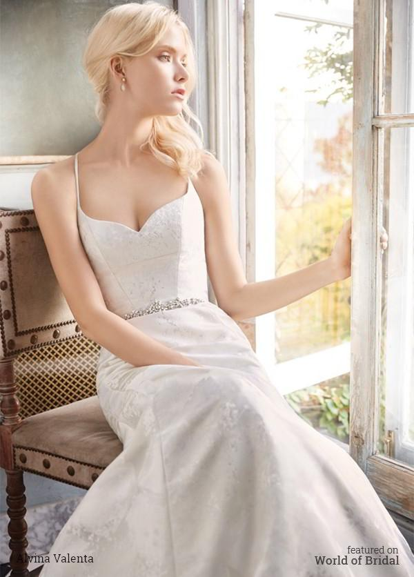 Wedding - Alvina Valenta Spring 2016 Wedding Dresses
