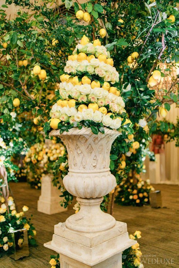 Mariage - WedLuxe Show 2016 - La Dolce Vita - The Grand Entrance
