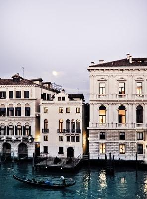 Свадьба - Palazzina Grassi, Venice (BridesMagazine.co.uk)