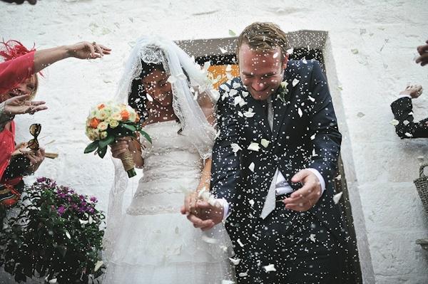 زفاف - Italian Countryside Wedding - Gianluca Adovasio