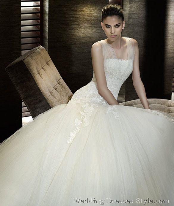 Wedding - San Patrick 2011 Bridal Gowns
