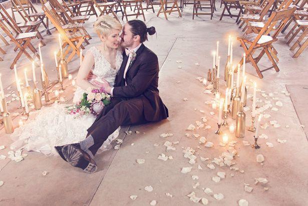 Mariage - Rustic Spring Wedding Inspiration