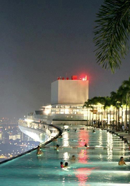Свадьба - Pool On The 57th Floor