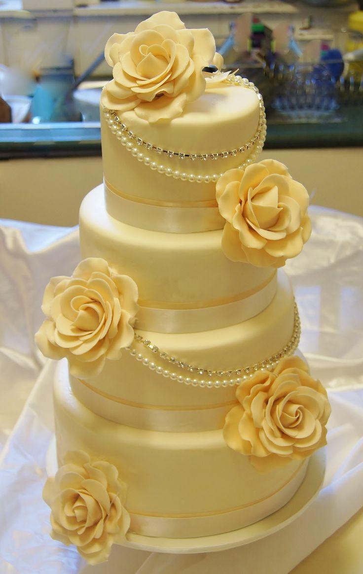 Mariage - Round Wedding Cakes