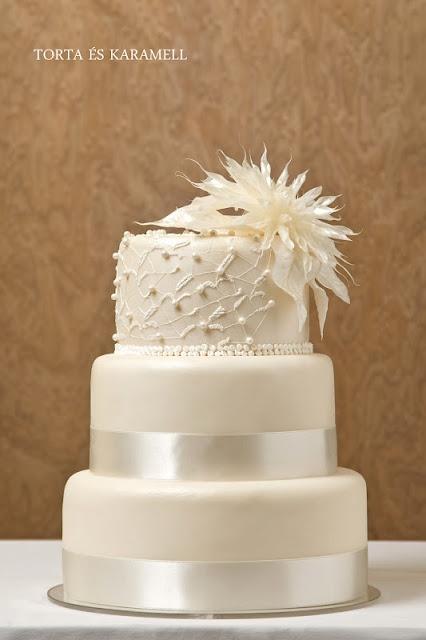 Mariage - Torta És Karamell