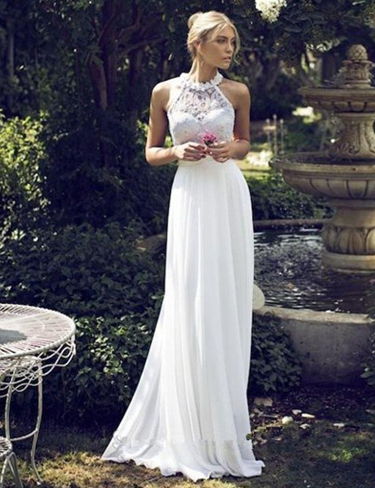 gown kids picture more detailed picture about 2015 white beach wedding dresses backless sexy vestido de noiva 2016 chiffon applique bridal dresses wedding