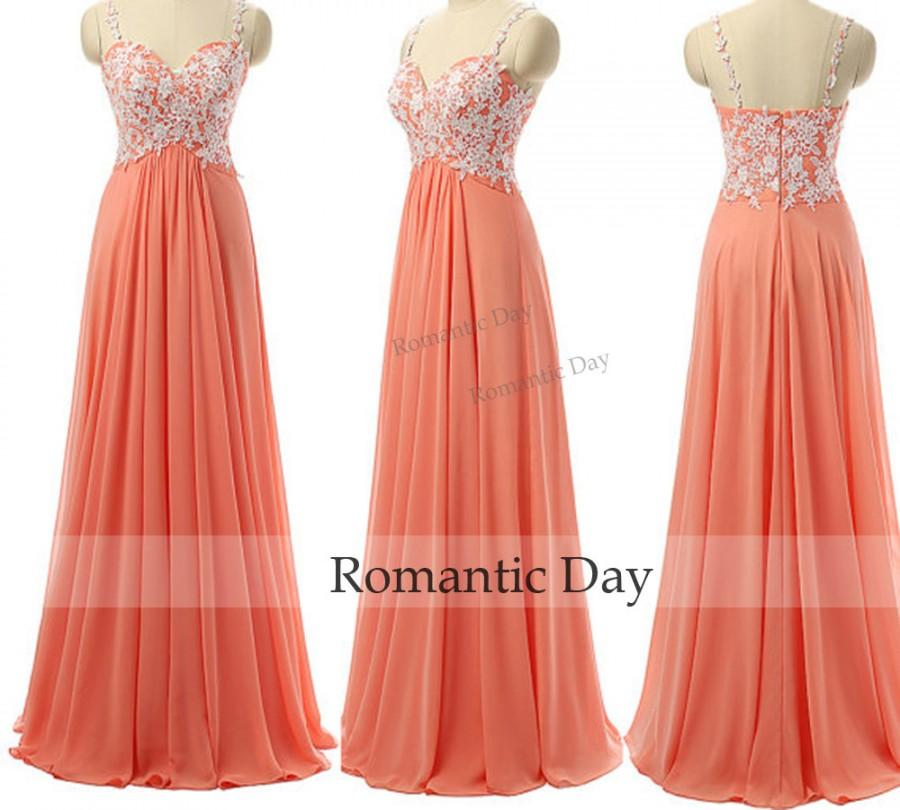 Coral Plus Size Maternity Dress For Bridesmaid Pregnant Women ...