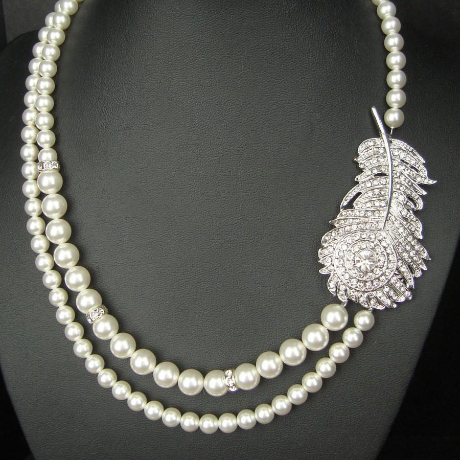 Vintage Bridal Necklace 47