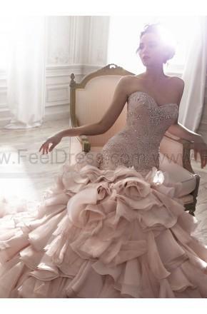 Boda - Maggie Sottero Bridal Gown Serencia / 5MT118