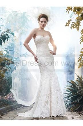 Mariage - Maggie Sottero Bridal Gown Fredricka 5MT670