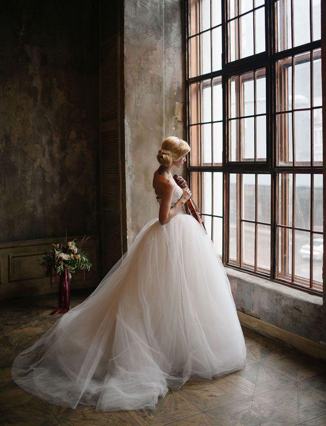 Wedding - Romantic, Candlelit Wedding Inspiration