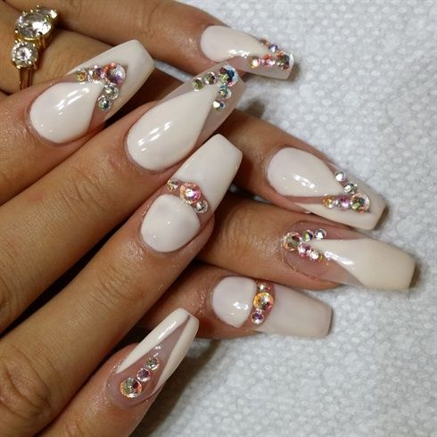 Gelish Blings By Nailsbythuypham From Nail Art Gallery 2498106