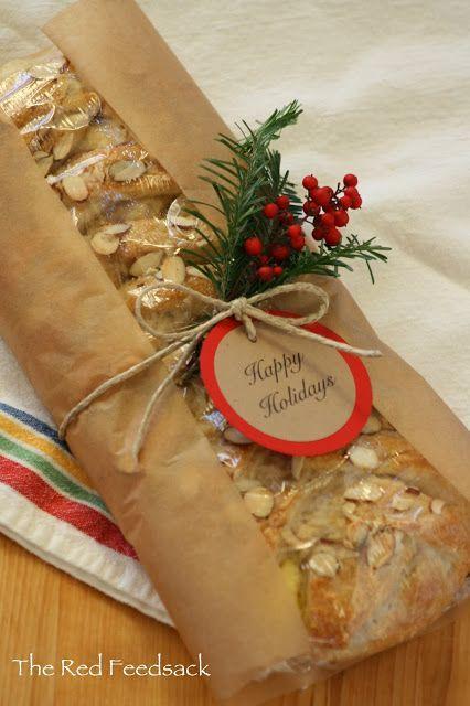 Wedding - The Red Feedsack: Christmas Almond Braid