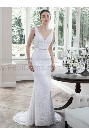 Mariage - Maggie Sottero Bridal Gown Pierce 5MN690